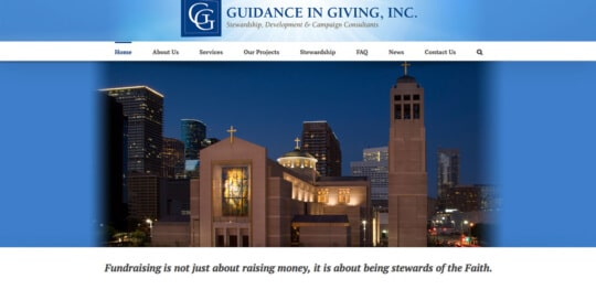 Guidance in Giving