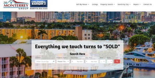 Real Estate IDX listings