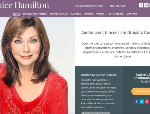 Janice Hamilton