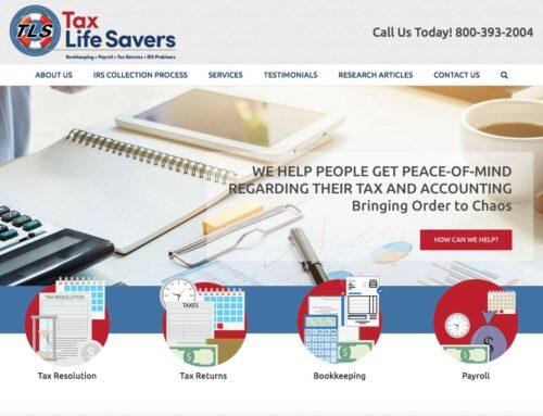 Tax Life Savers