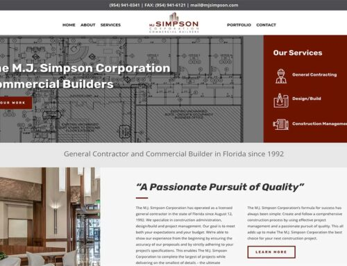 MJ Simpson Corporation