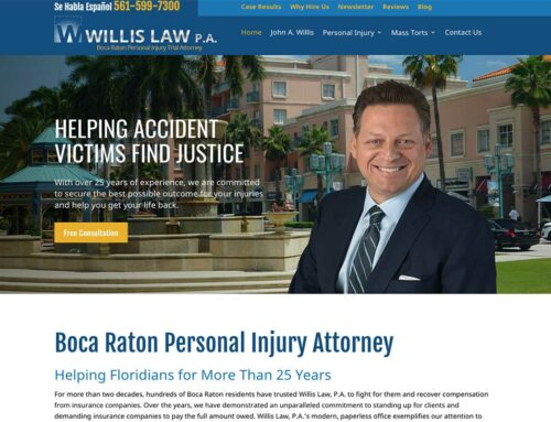 Willis Law – Personal Injury Attorney